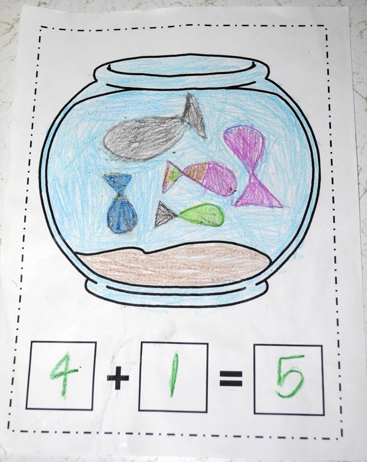 Mrs. Ricca\'s Kindergarten: More Addition Fun!