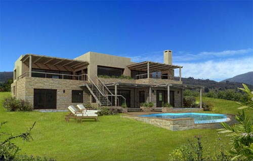 Architecture Villa4