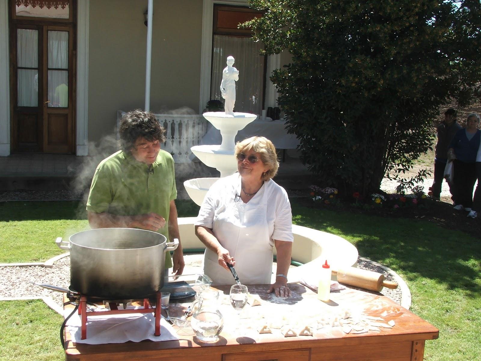 H ctor maier schwerdt nuestras colonias sabor argentina for Cocina 9 ariel rodriguez palacios facebook