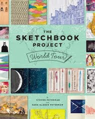 Sketchbook Project World Tour - Book Released 5th May 2015