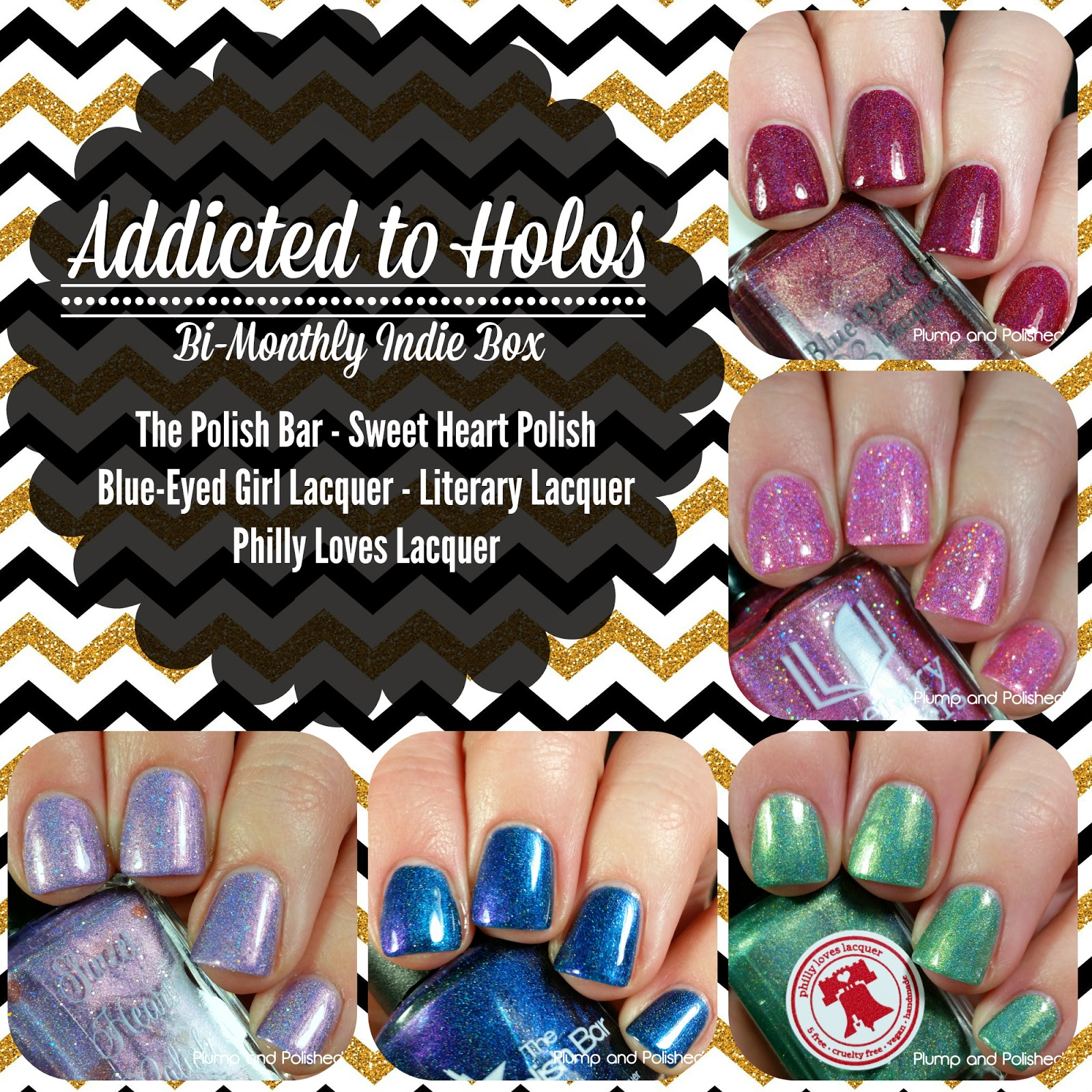 Addicted to Holos - Indie Box February 2014
