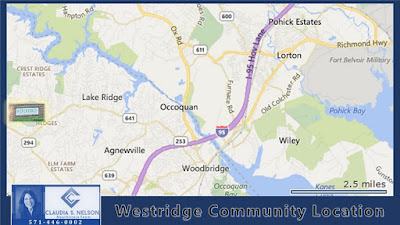 Westridge Community Location