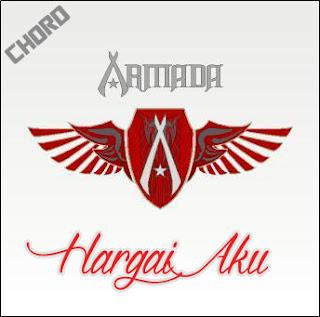 Lirik dan Chord(Kunci Gitar) Armada ~ Hargai Aku