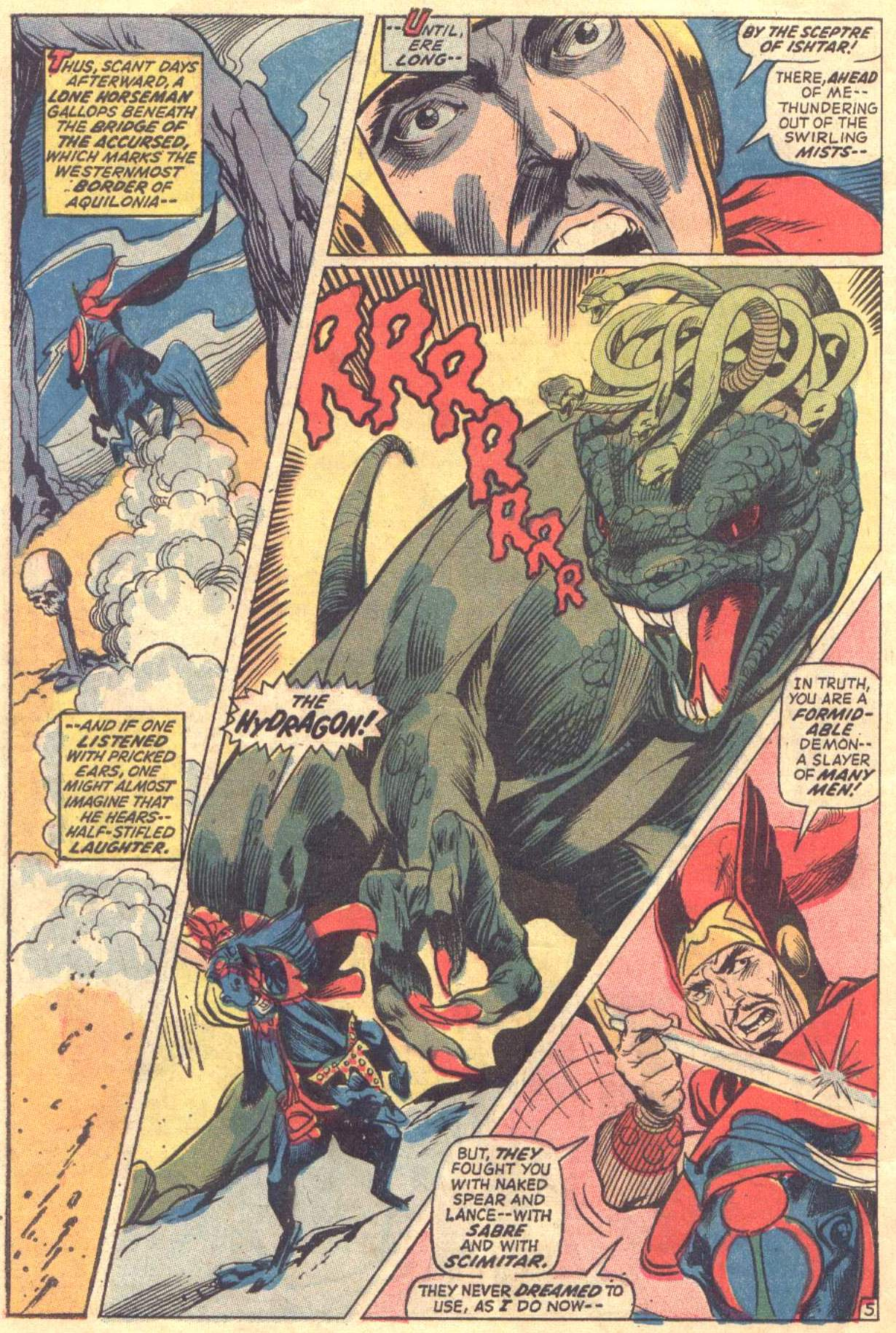 Conan the Barbarian (1970) Issue #12 #24 - English 22