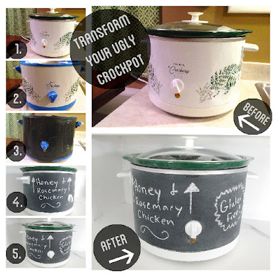 Transform an Ugly Crockpot