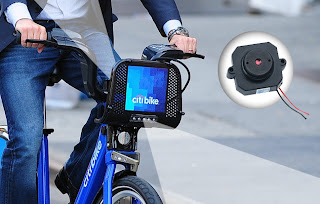 Citi Bike Mini Spy Cameras Secret Hidden Surveillance
