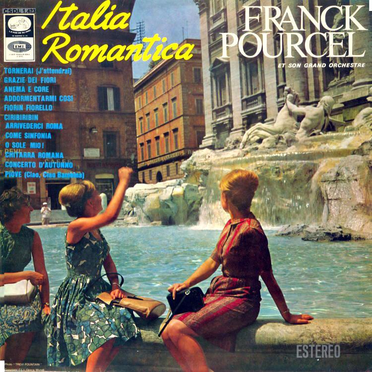 Franck Pourcel Et Son Grand Orchestre - Amour Dance Et Violons Nº 6