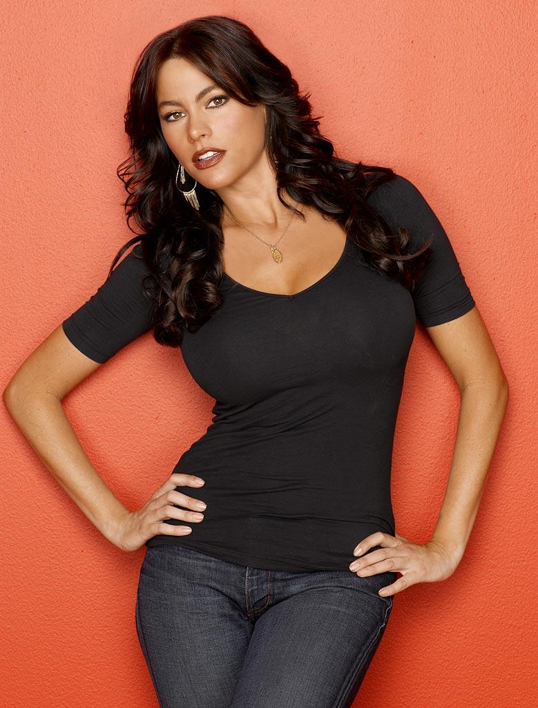 Celebrities Breast Pics Hot Sof 237 A Vergara Breast Pics