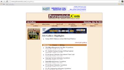 Situs pencari kerja terbaik di Indonesia