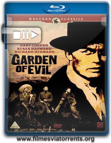 Jardim do Pecado Torrent - BluRay Rip 720p e 1080p Legendado (1954)