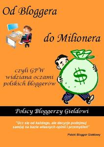 """Chcesz darmowy e-book """"Od Bloggera do Milionera""""? Pisz na bartek{małpa}iLike.pl. Zapraszam."""