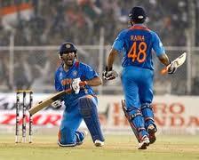 cricket score