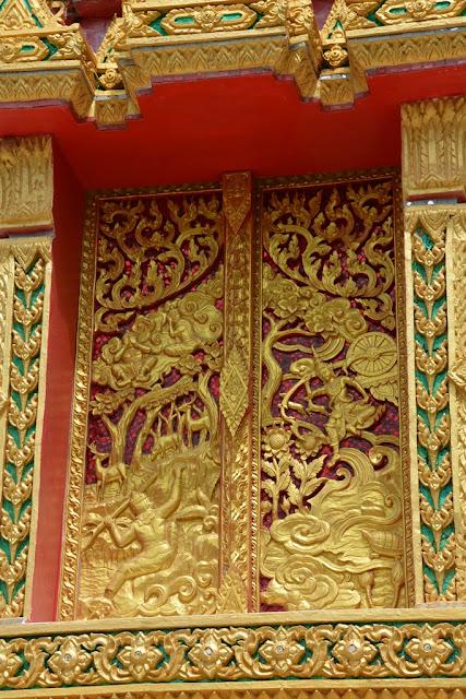 Wat Karon Phuket gold