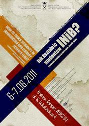 Oficjalny poster konferencji