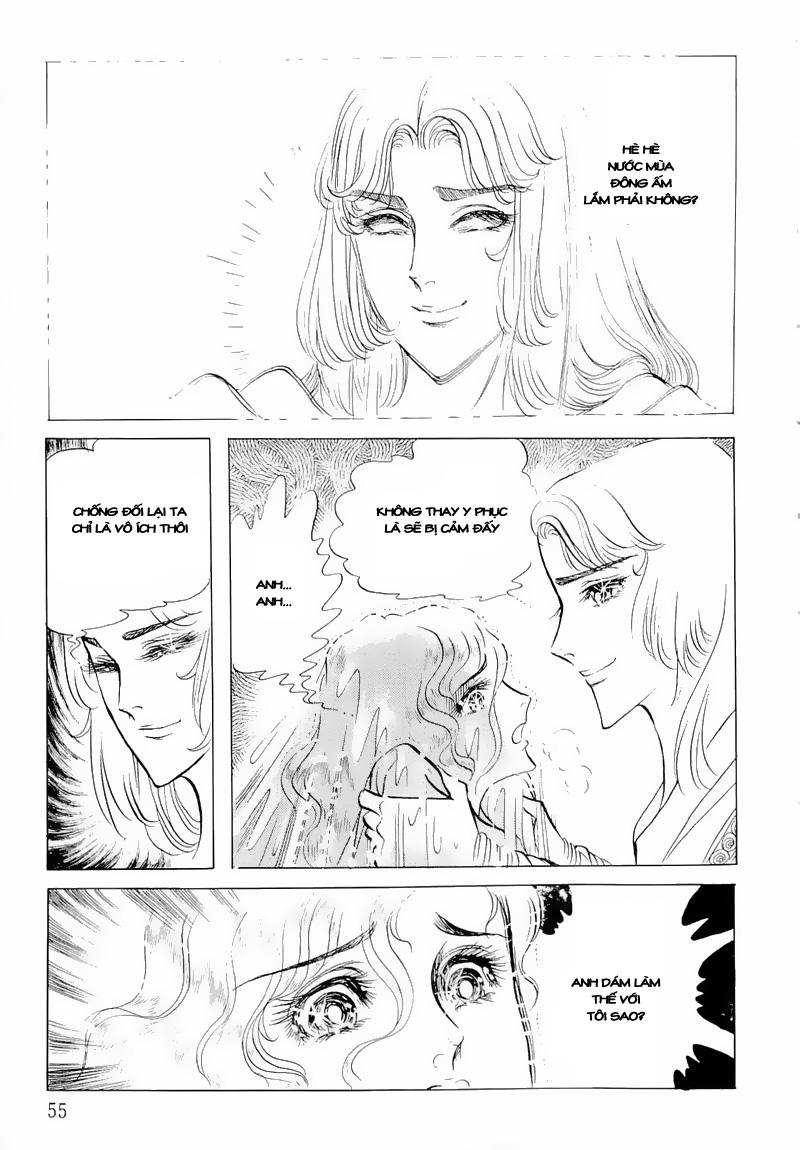 Nữ Hoàng Ai Cập-Ouke no Monshou chap 51 Trang 23 - Mangak.info