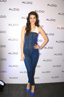 Kriti Sanon Pictures in Jumpsuit at ALDO Spring Summer 2015 Collection Launch ~ Celebs Next