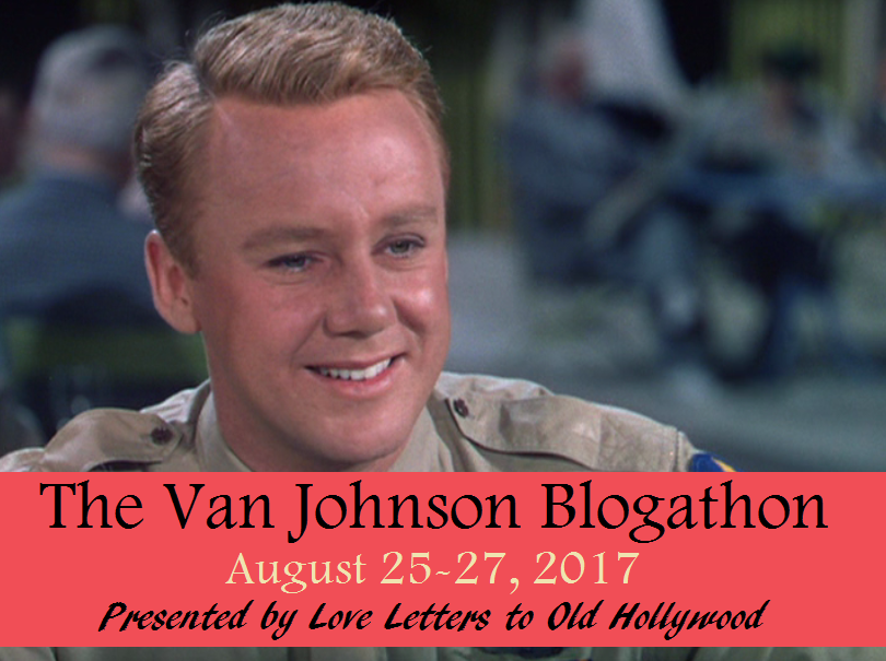 Van Johnson Blogathon