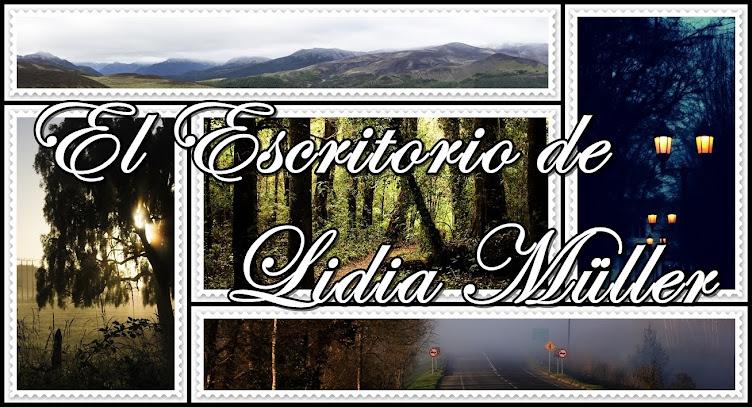 El Escritorio de Lidia Müller