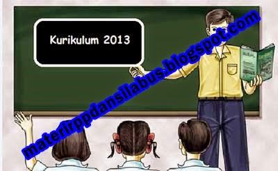 Download Silabus Kurikulum 2013  Kelas 4 SD Lengkap