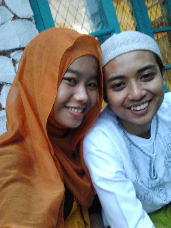 Aku dan suamiku