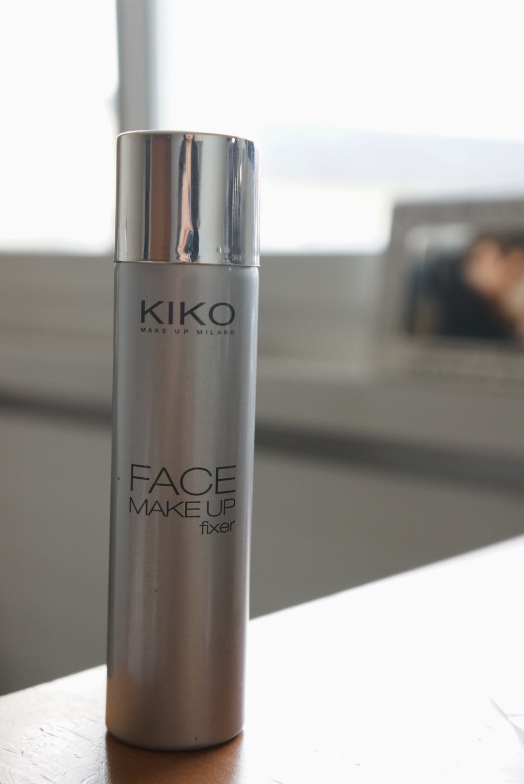 KIKO Face Make-up Fixer -- Review