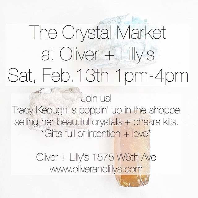 The Crystal Market