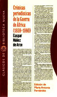 Ahora en el Club de lectura: Crónicas periodísticas de la Guerra de África de Núñez de Arce