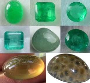 Gambar macam dan jenis-jenis batu giok di dunia
