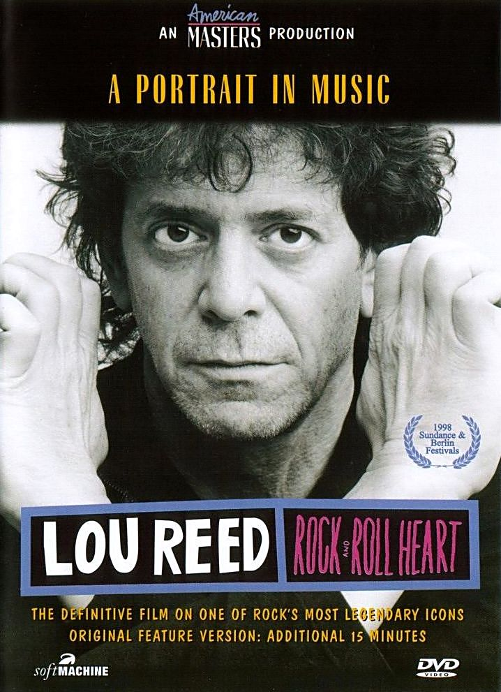 Lou Reed and Roll Heart