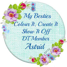 DT Member of My Besties, Colour it, Create it, Show it off