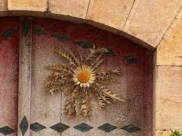 EGUZKILORE * Solar thistle