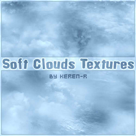 Free Photoshop Brushes: 25 Realistic Looking Clouds