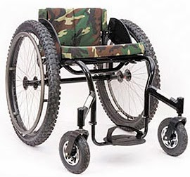 Invacare Top End Crossfire
