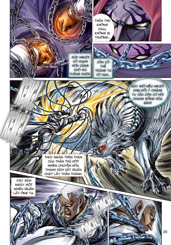 Thần Binh 4 chap 20 - Trang 20