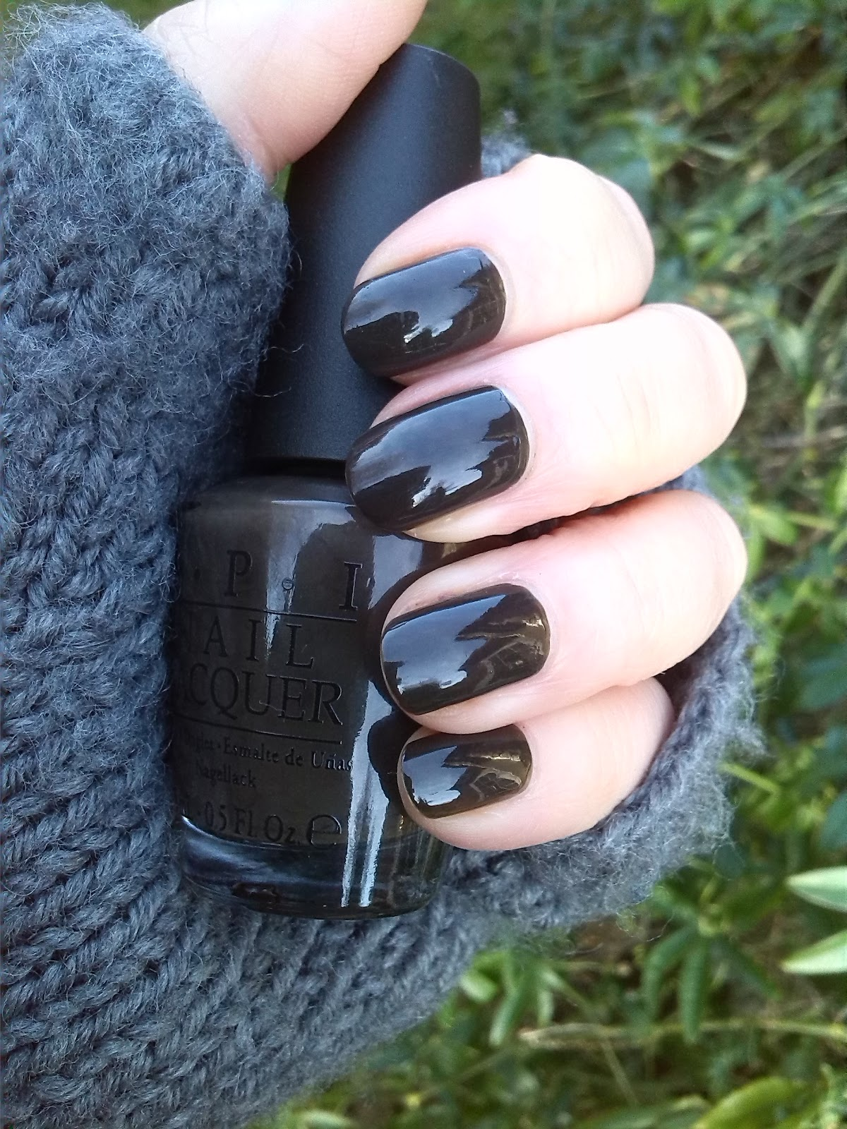 OPI Get in the Expresso Lane