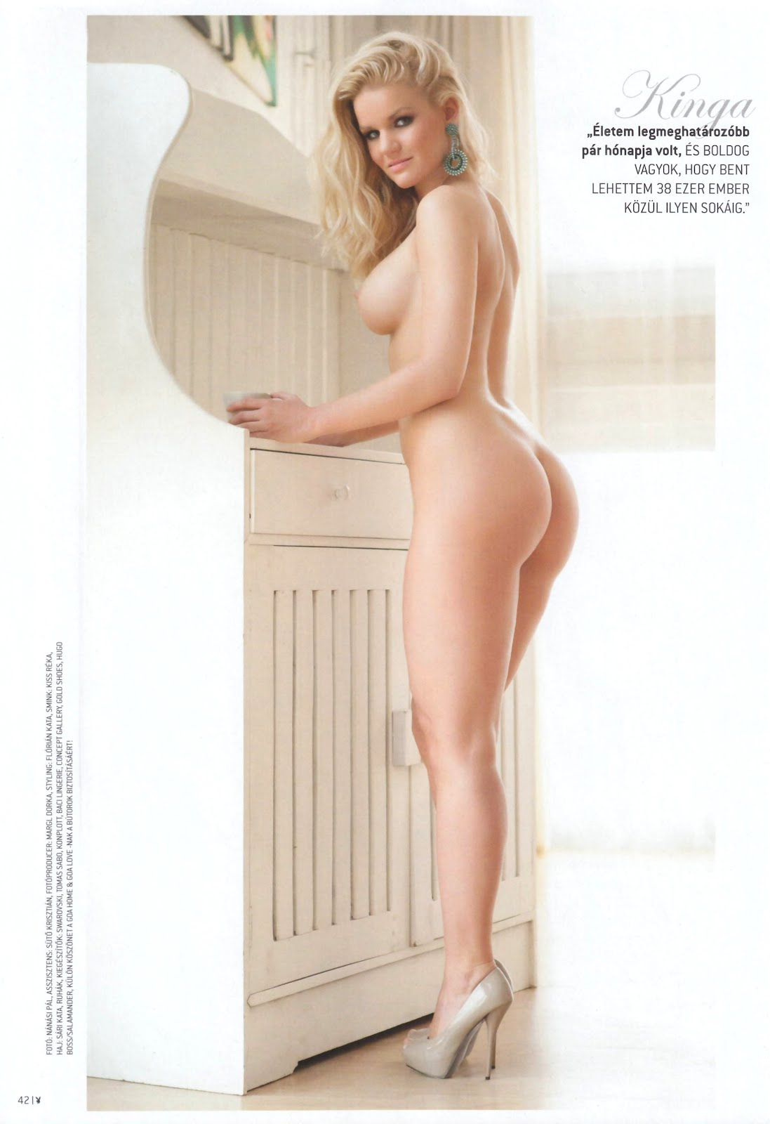 Pacheco nude cindy