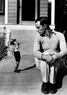 El muñeco de Buster Keaton