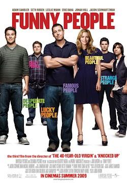 Những Người Vui Tính - Funny People 2009 (2009) Poster
