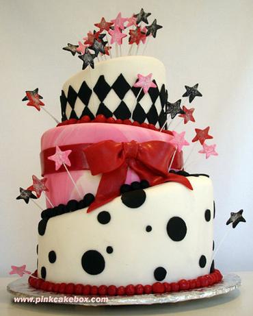 happy birthday cake pink. HAPPY PINK SATURDAY BIRTHDAY!