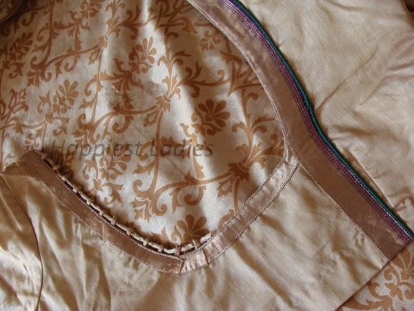 design saree blowse