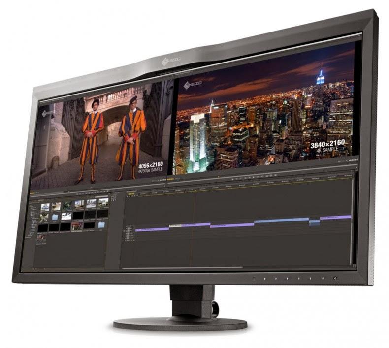 New 4K-monitor from EIZO