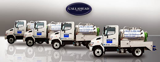 FLEET OF TRUCKS USED BY CALLAHEAD