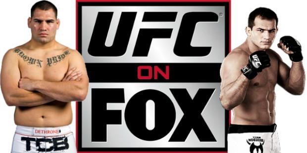 UFC on Fox Evans vs