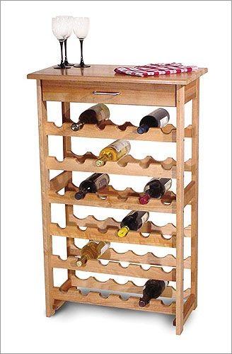 Muebles de vinos idea creativa della casa e dell - Muebles para poner botellas de vino ...