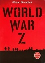 Chronique du livre World War Z de Max Brooks