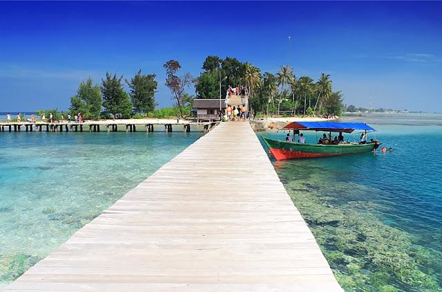 Pulau tidung indonsia
