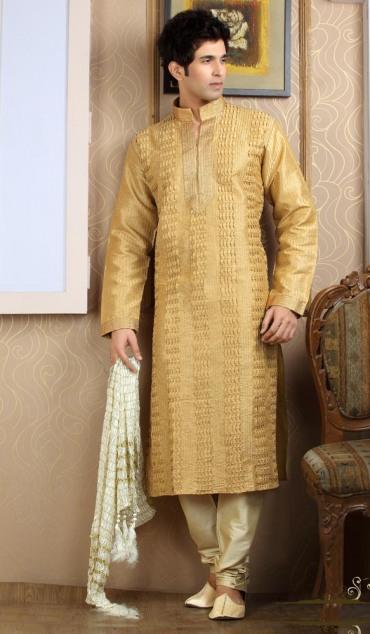 New Wedding Dresses Male : Mehndi dress for men new kurta design s b g