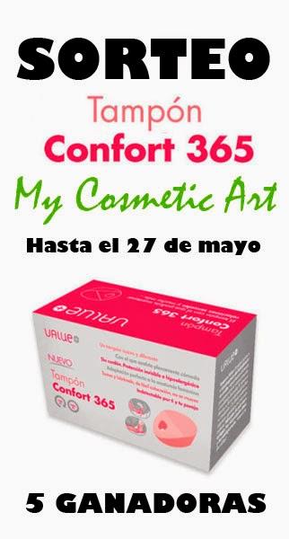 Sorteo con Confort 365 ¡¡5 ganadoras!! -CERRADO-