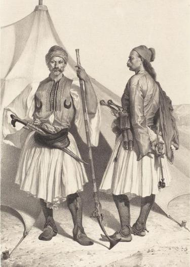 Arnautes,Égypte (Albanians,Egypt)