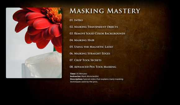 Masking Mastery